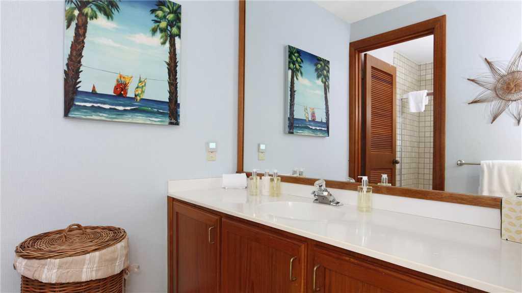 Poipu Kapili Resort #15 - Second Guest Bedroom Suite Bath - Parrish Kauai